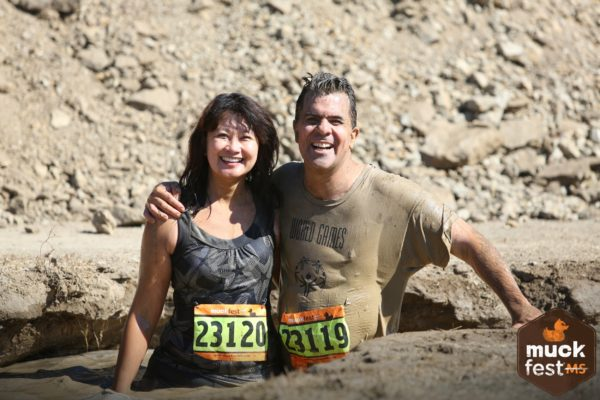 "Advertising is a dirty business! ""MS 5K Mud-Run"""