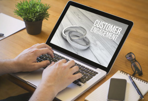 Vital customer engagement (or how not to leave your customers at the door)