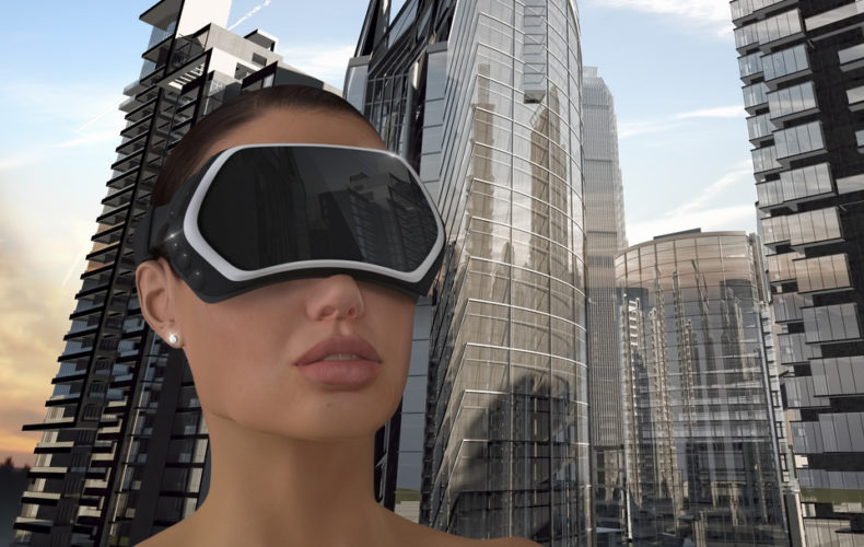 Virtual Reality meets your world