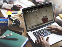 Live streaming video