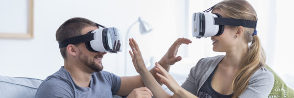 Virtual Reality: Life within a Screen