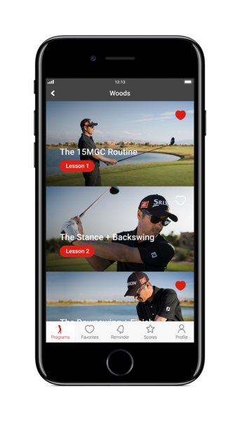 15-Minute Golf Coach (Mobile App)