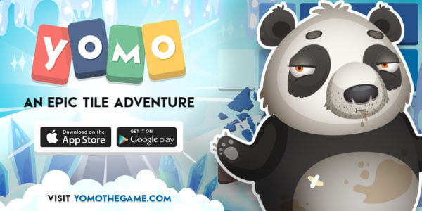 YOMO (Mobile Gaming App)