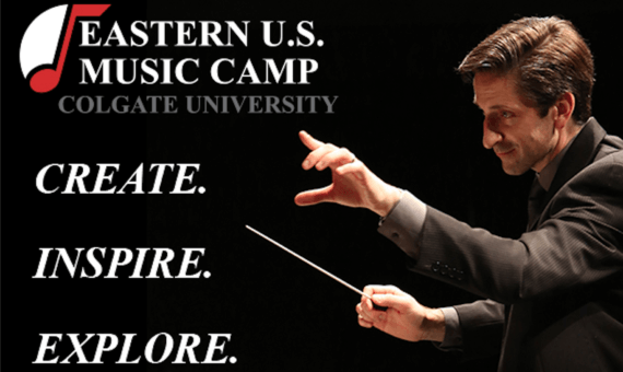 Eastern US Music Camp (Colgate University)