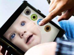 Design your baby from a mobile app…